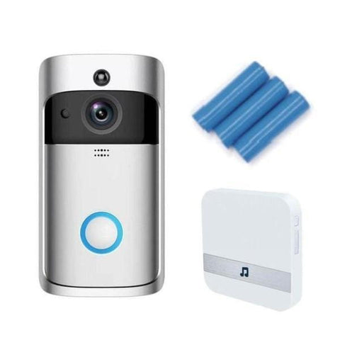 Staulino Wireless Video Doorbell Camera Package A Wireless Video Doorbell Camera