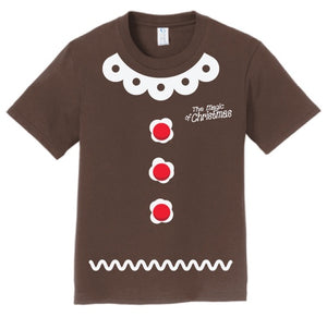 T-Shirt (Youth) - Christmas Cookie