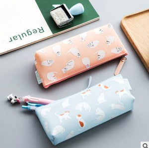High quality Pencil case Pencil Bag Cute Cat
