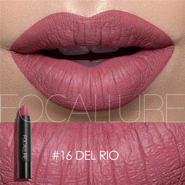 Barra Labios Mate permanente y Waterproof - Secretos Belleza