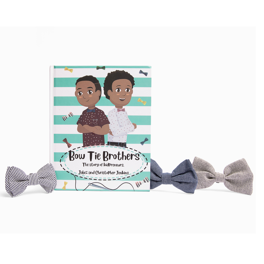 Bow Tie Brothers - The Story of Christopher & Jabez Jenkins