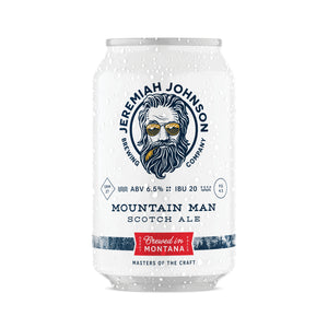 Mountain Man Scotch Ale