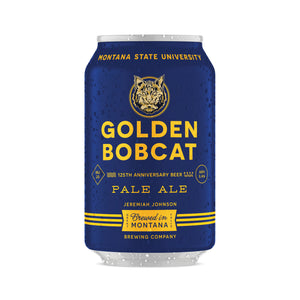 Golden Bobcat Pale Ale