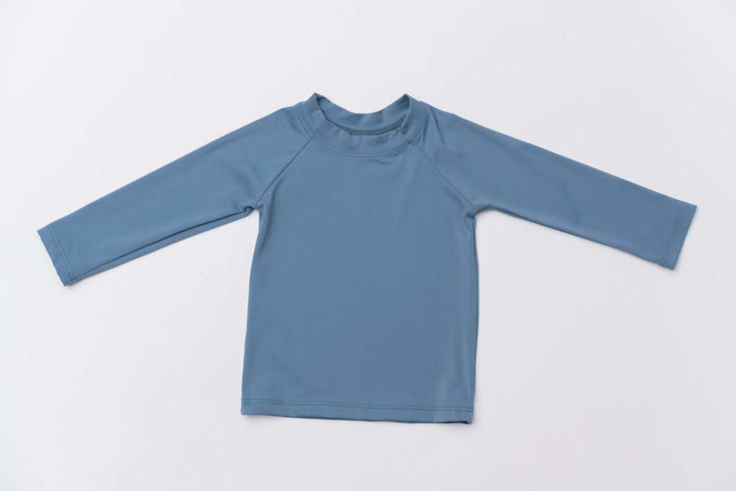 Zion Rashguard - Dusty Blue