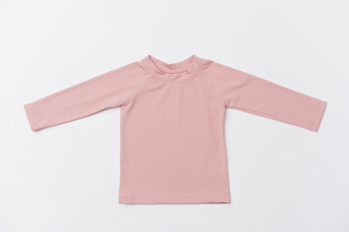 Zion Rashguard - Dusty Rose