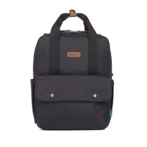 Georgi eco Convertible Backpack Black