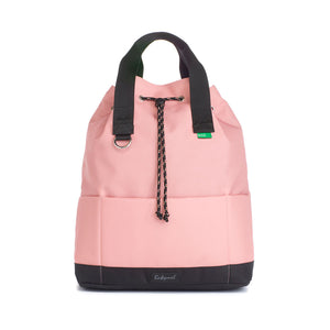 Top 'n' Tail eco Backpack Rose