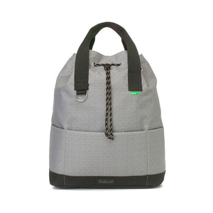 Top 'n' Tail eco Backpack Grey