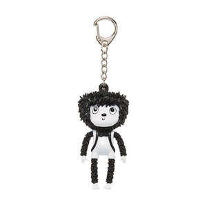 Zip and Zoe by Babymel Zip keychain | keyring | collectable