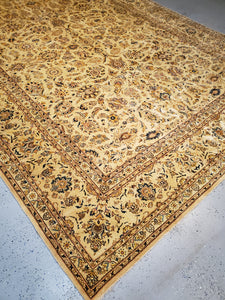 Best Handmade Persian Kashan Rug For Sale