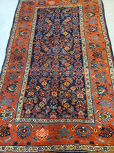 Load image into Gallery viewer, Antique Bidjar Rug Circa 1910