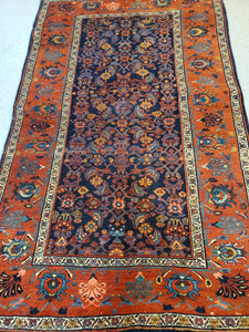 Antique Bidjar Rug Circa 1910