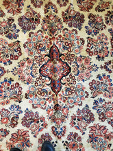 Load image into Gallery viewer, Sarouk Rug,  Antique Persian Rug, Circa 1930s