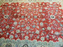 Load image into Gallery viewer, Kashan Rug, Persian Rug Circa 1940s