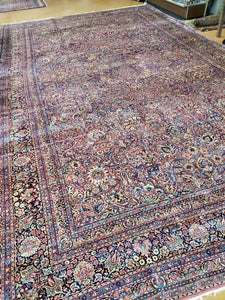 Best Antique Persian Kerman Carpets For Sale