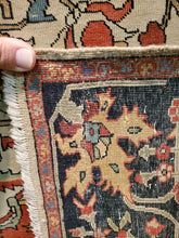 Load image into Gallery viewer, Farahan Sarouk Rug Antique Rugs and Carpets Circa1880s