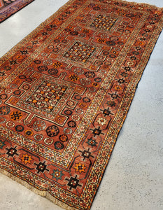 QashQai Rug Runner, Persian Carpet