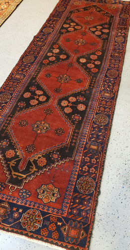Persian Hamadan Rug Runner, Rugs and Carpets