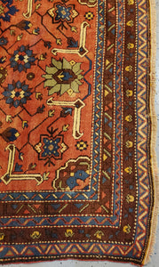 wool Rug  hand-knotted