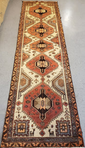 Vintage Hamadan pictorial rug collection