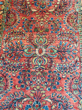 Load image into Gallery viewer, Sarouk Rug, Antique Persian Rug, circa 1920s
