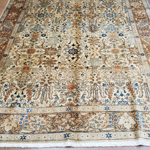 Load image into Gallery viewer, Persian Tabriz Rug Circa 1930s Antique Rug