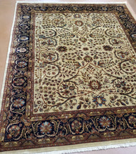 Load image into Gallery viewer, Indian Rug, Sarouk Rug