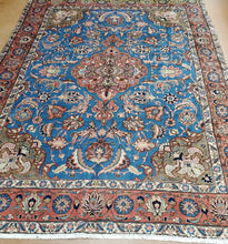 Load image into Gallery viewer, Tabriz Rug, Persian Rug, Circa 1930s Carpet