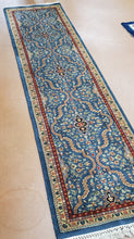Load image into Gallery viewer, Tabriz Rug Runner, Indian Handknotted Rug