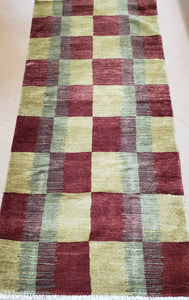 Fine Gabbeh Carpet, Rug Runner