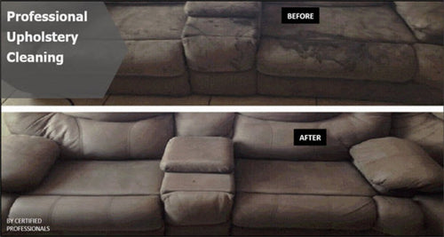 Steam Clean Sofa