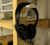Wall Mounted Headphone Hanger - 3D Shape Engineering