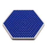 5 Piece Hexagon Coaster Set