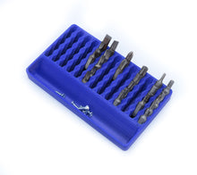Hex Shank Drill Driver Bit Holder Tray - 3D Shape Engineering