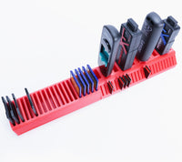 Modular Flash Media Stand For SD Cards & Flash Drives - 3D Shape Engineering