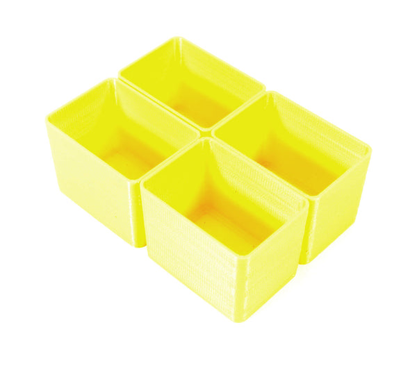 Small, Medium and Large Replacement Bins for Stanley 014725 Professional Organizer - 3D Shape Engineering