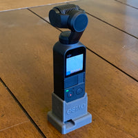 DJI Osmo Pocket Stand Tripod Adapter