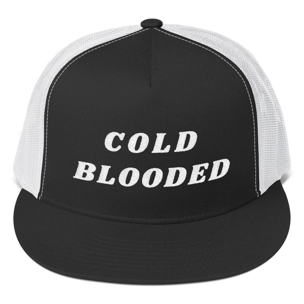 COLD BLOODED Black Hat