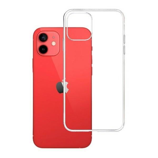 3MK Clear Case iPhone 12 Mini-nutielu.ee