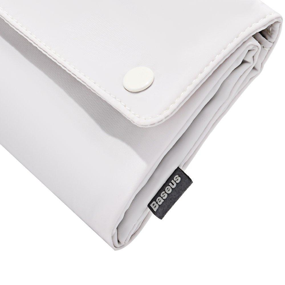 "Baseus Folding Series 16"" Laptop Sleeve Case Cover white (LBZD-B02)-nutielu.ee"