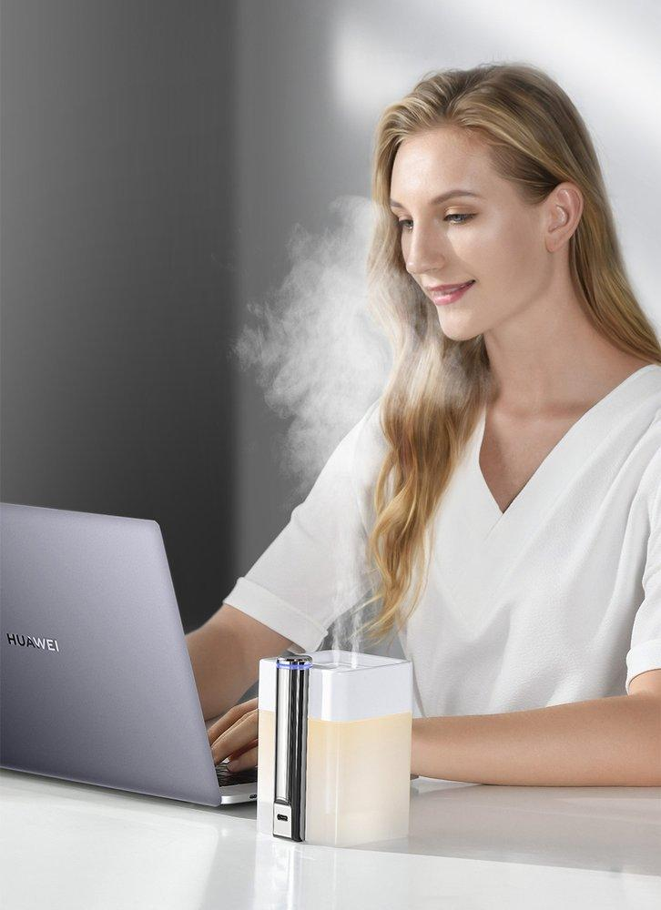 Baseus home office Humidifier Air Purifier 550 lm white (DHSG-B02)-nutielu.ee