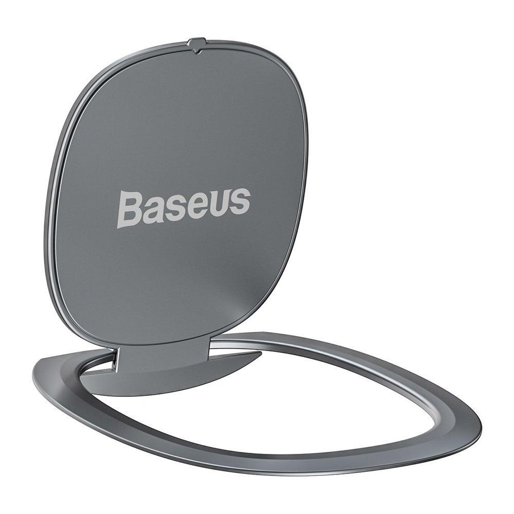 Baseus ring holder SUYB-0S hõbedane-nutielu.ee