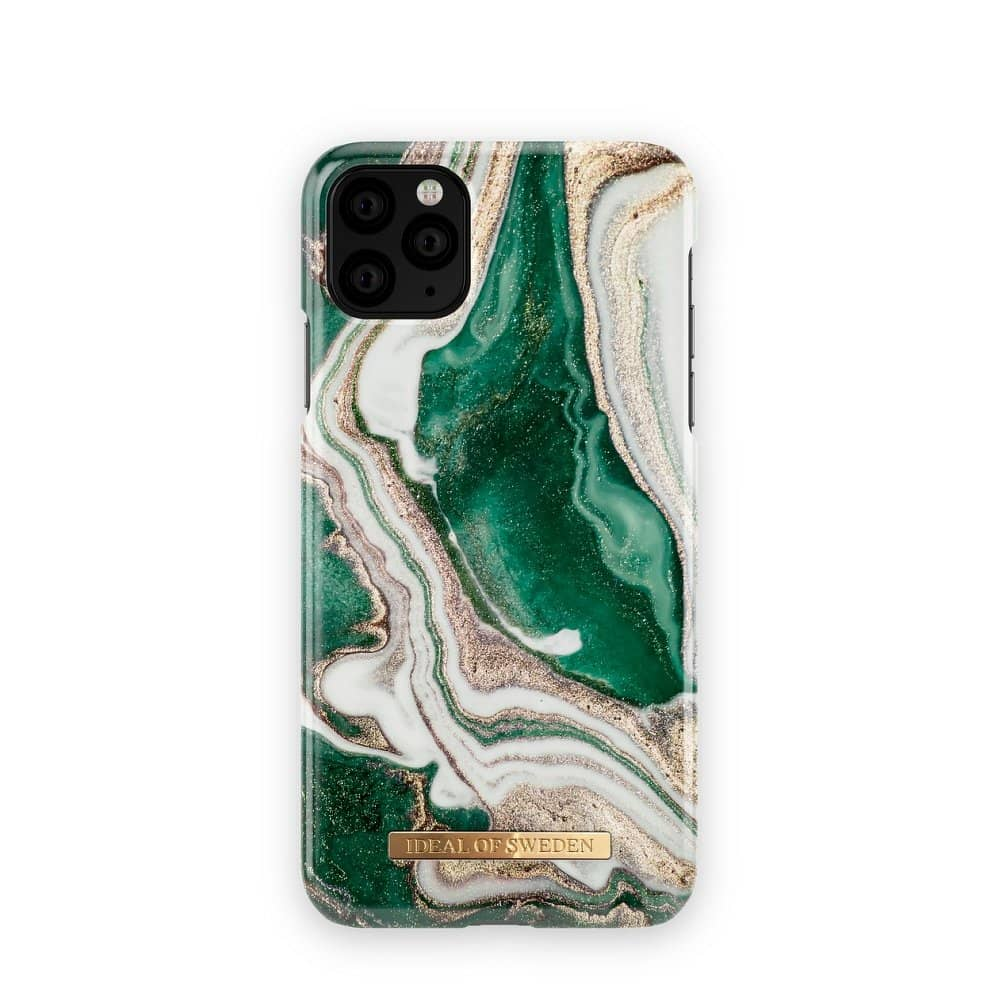 iDeal Of Sweden tagakaas iPhone 11 Pro Golden Jade Marble-nutielu.ee