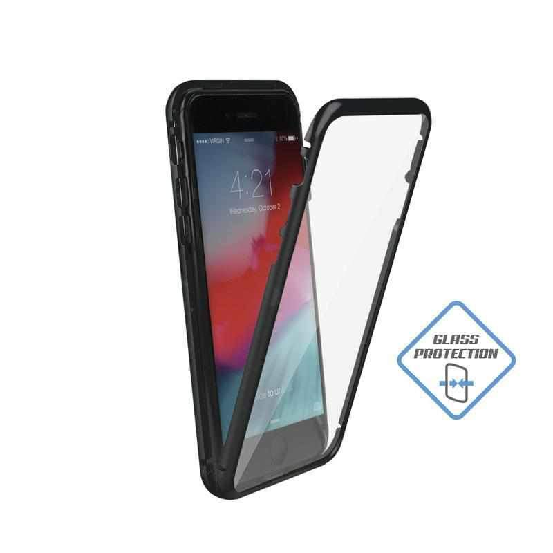 Magnetic Full Glass Tagakaas iPhone 7 Plus / 8 Plus-nutielu.ee