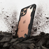 Ringke Fusion X durable Tagakaas iPhone 11 Pro Must-nutielu.ee