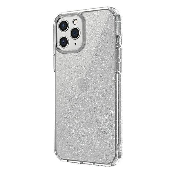 UNIQ LifePro Tinsel protective case for iPhone 12 Pro Max transparent-nutielu.ee