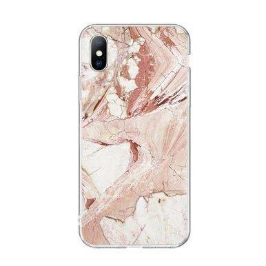 Wozinsky Marble TPU case cover for Samsung Galaxy A21S pink-nutielu.ee