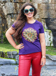Limited Edition  Sile T-Shirt Purple