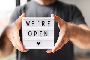 Covid19 update we are open