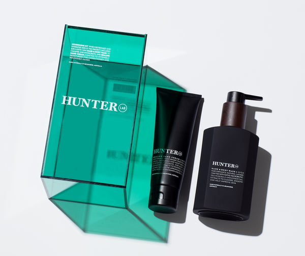Hunter Lab Nourishing Kit
